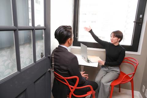 ビジネス英会話コースの特徴