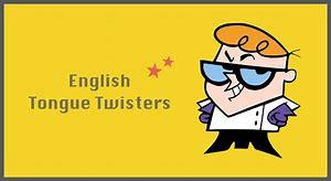 英語の早口言葉、知っていますか?発音の練習にも◎