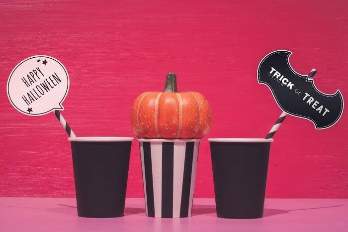 Happy Halloween!メッセージカードにも使える英語をご紹介♪